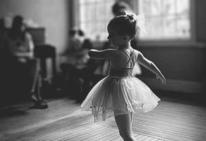 niña ballet tutu